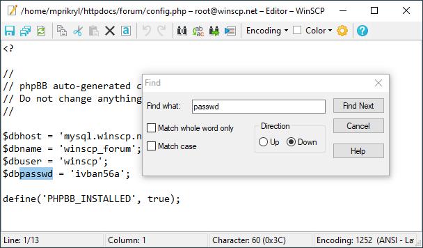 برنامج حصريا برنامج ادارة السيرفرات مجانا, 2013 editor.png