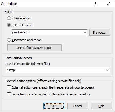 program edit exe files