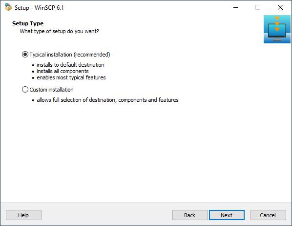 winscp command line