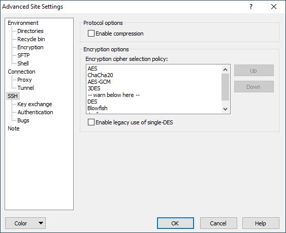 برنامج حصريا برنامج ادارة السيرفرات مجانا, 2013 login_ssh.png