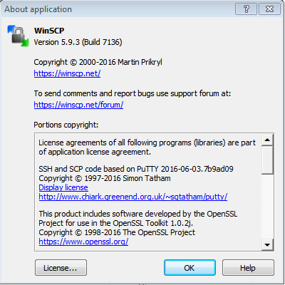Winscp Timeout Large Files