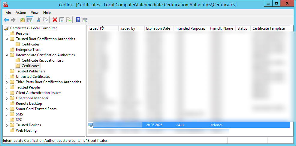Faq verifying the host certificate in script with ca certificate winscp netforumt 2440602g yadclub Images