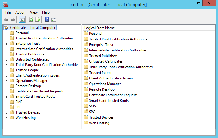 FAQ] Verifying the Host Certificate in Script with CA