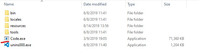 Internal Editor: Visual Studio Code :: Support Forum :: WinSCP